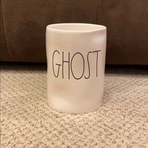 Rae Dunn GHOST Candle